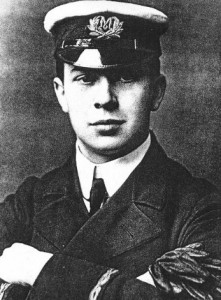 Jack George Phillips, Titanic Wireless Operator Photo: Public Domain