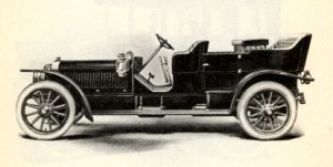 Lozier 1908 Touring Car