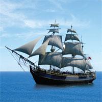 Bounty ship