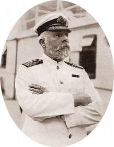 Titanic Captain Edward J Smith, 1911 Photo: Public Domain