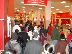 Black Friday Shopping Photo: Public Domain