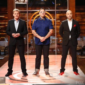 The Culinary Trio Welcomes The Top 30 Photo: Fox