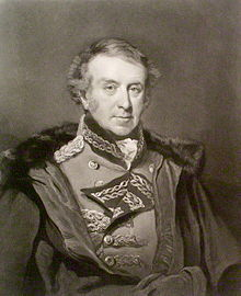 Sir Hew Dalrymple, 1st Baronet, by John Jackson, 1831 Image: Public Domain
