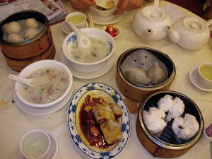 Dim sum breakfast in Hong Kong. Photo: Public Domain
