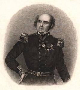 Sir John Franklin Photo: public domain