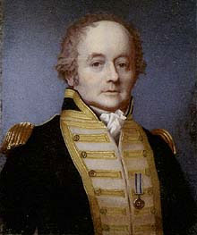 Rear Admiral William Bligh by Alexander Huey(1814) Image: Public Domain