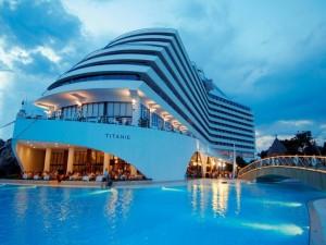 Titanic Beach Lara, Antalya, Turkey  Photo: www.touristica.com.tr