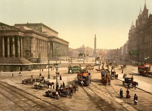 St. George's Hall, Liverpool circa 1890's Public Domain (U.S. Library of Congress, digital id#08555)