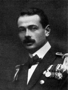 Georg Johannes von Trapp, Circa 1910 Public Domain