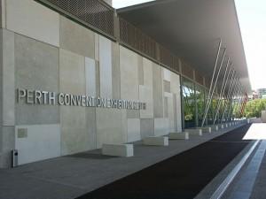 Perth Convention Exhibition Centre (2004) Image:Nachoman-au (Wikipedia)
