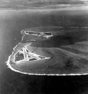 Midway Atoll, 24 November 1941 Public Domain (Official U.S. Navy photo)