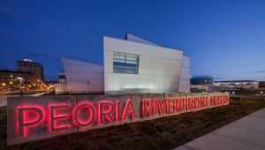 Photo:Peoria Riverfront Museum